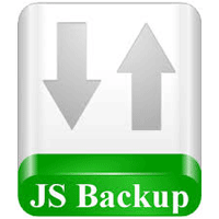 JSバックアップアイコン