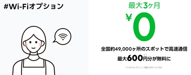 wifiオプションキャッチ